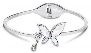Armspange Armreif Schmetterling Perlmutt Lotus Style LS1794-2/1