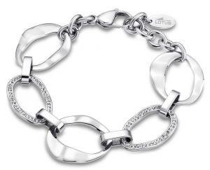 Lotus Style Damen Armband Ringe LS1672-2/1 Strass Armschmuck