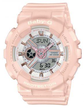 Casio Baby-G Uhr BA-110RG-4AER Armbanduhr Damenuhr