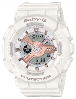 Casio Baby-G Uhr BA-110RG-7AER Armbanduhr Damenuhr