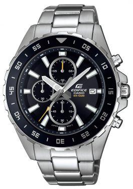 Casio Edifice Herren Armbanduhr EFR-568D-1AVUEF Edelstahl