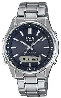 CASIO Wave Ceptor Titan Armbanduhr LCW-M100TSE-1AER Funk-Solar