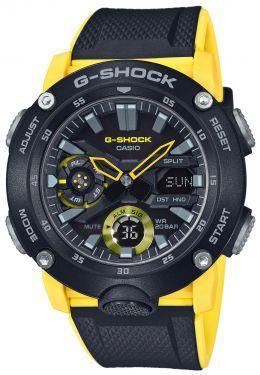 Casio G-Shock Uhr GA-2000-1A9ER Armbanduhr