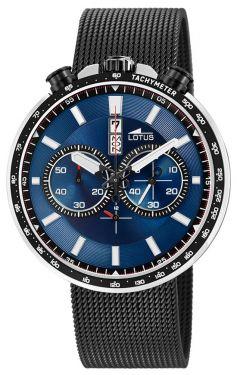 Lotus Herren Armbanduhr Milanaise Armband 10139/3