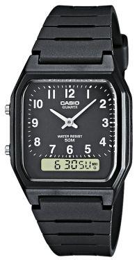 Casio Uhr Collection AW-48H-1BVEG ANADigi Armbanduhr