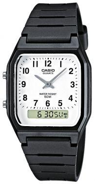 Casio Uhr Collection AW-48H-7BVEG AnaDigi Armbanduhr