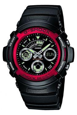 Casio Uhr G-Shock AW-591-4AER Red Demon