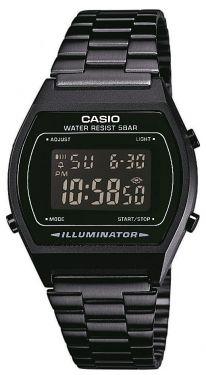 Casio Collection Retro Uhr B640WB-1BEF Herrenuhr schwarz