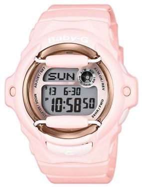 Casio Baby-G Uhr BG-169G-4BER rosa Digitaluhr Armbanduhr