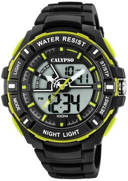Calypso Watch Herrenuhr AnaDigi Armbanduhr K5769/4