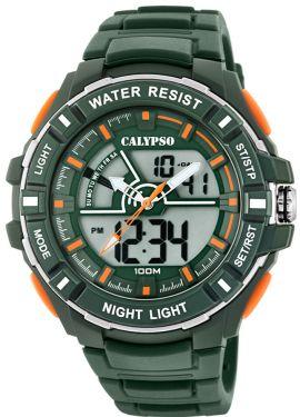 Calypso Watch Herrenuhr AnaDigi Armbanduhr K5769/5