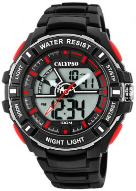 Calypso Watch Herrenuhr AnaDigi Armbanduhr K5769/6