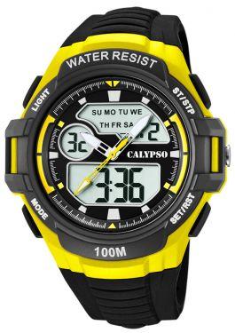 Calypso Armbanduhr Herrenuhr AnaDigi Uhr K5770/1