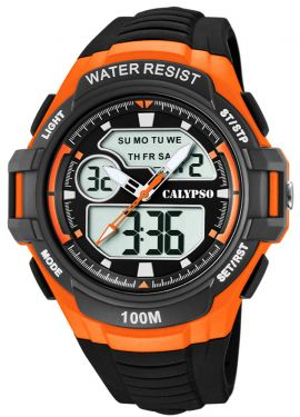 Calypso Armbanduhr Herrenuhr AnaDigi Uhr K5770/2