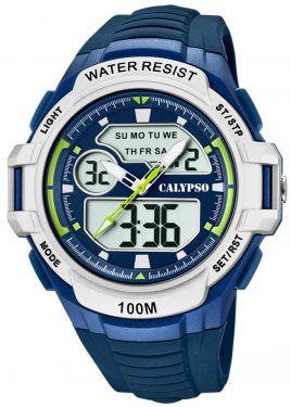 Calypso Armbanduhr Herrenuhr AnaDigi Uhr K5770/3