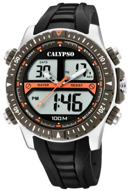 Calypso Watch Armbanduhr Herrenuhr AnaDigi Uhr K5773/1
