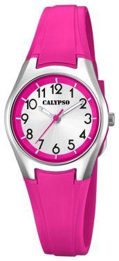 Calypso Damenuhr K5750/2 Armbanduhr pink