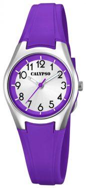 Calypso Damenuhr K5750/3 Armbanduhr lila