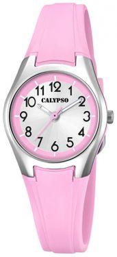 Calypso Damenuhr K5750/4 Armbanduhr rosa