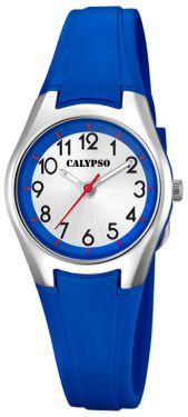 Calypso Damenuhr K5750/5 Armbanduhr blau