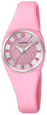Kinderuhr Calypso Uhr Kids Mädchen Armbanduhr K5752/2 rosa