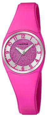 Kinderuhr Calypso Uhr Kids Mädchen Armbanduhr K5752/5 pink