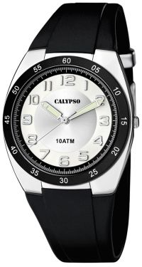 Calypso Herren Uhr Armbanduhr K5753/5 schwarz