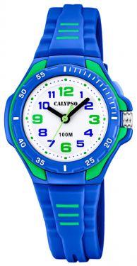 Kinderuhr Calypso Kids Mädchen Armbanduhr K5757/4