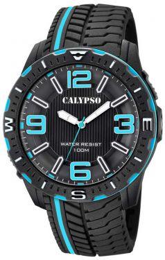 Calypso Herren Armbanduhr analog Uhr K5762/2