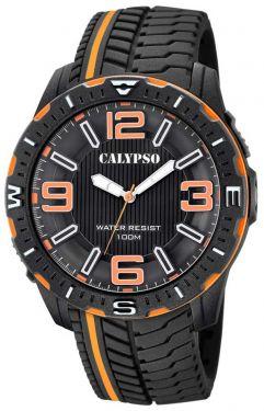 Calypso Herren Armbanduhr analog Uhr K5762/3