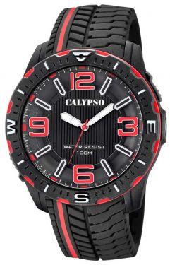 Calypso Herren Armbanduhr analog Uhr K5762/5
