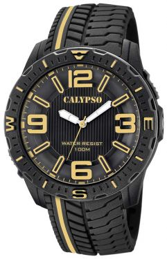 Calypso Herren Armbanduhr analog Uhr K5762/6