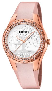 Calypso Uhr Mädchen Damenuhr K5721/E rosa
