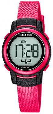 Kinderuhr Armbanduhr Calypso Kids Watch Uhr K5736/5 rot