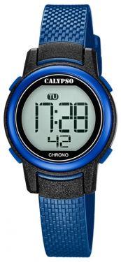 Kinderuhr Armbanduhr Calypso Kids Watch Uhr K5736/6 blau