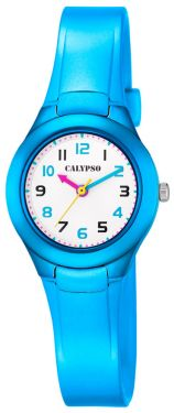 Kinderuhr Calypso Kids Armbanduhr K5749/2 blau