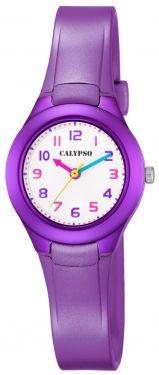 Kinderuhr Calypso Kids Armbanduhr K5749/4 Lila