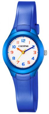 Kinderuhr Calypso Kids Armbanduhr K5749/6 blau