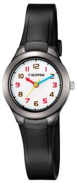 Kinderuhr Calypso Kids Armbanduhr K5749/8 schwarz