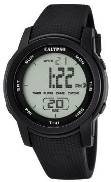 Calypso Digitaluhr by Festina K5698/6 Armbanduhr schwarz