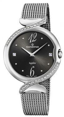 Candino Damenuhr Armbanduhr C4611/2 Milanaiseband Elegance Flair