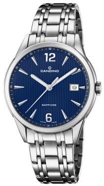 Candino Herrenuhr Armbanduhr C4614/3 Saphirglas Swiss Made