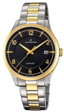 Candino Herrenuhr Armbanduhr C4631/2 Swiss Made