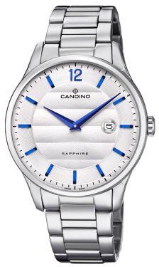 Candino Herrenuhr Armbanduhr C4637/1 Edelstahl Swiss Made