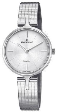 Candino Damenuhr C4641/1 Armbanduhr Edelstahl Damen Uhr