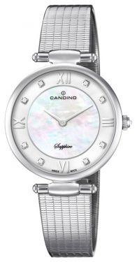 Candino Damenuhr C4666/1 Armbanduhr Edelstahl Damen Uhr