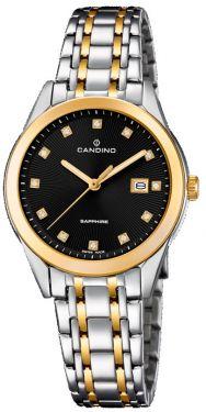 Candino Damenuhr C4695/3 Armbanduhr Swiss Made