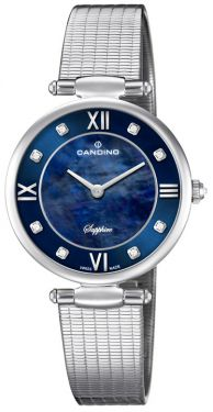 Candino Damenuhr Armbanduhr Edelstahl Damen Uhr C4666/3