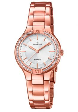 Candino Damenuhr C4630/1 Armbanduhr Swiss Made