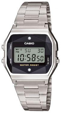 Casio Retro Armbanduhr A158WEAD-1EF
